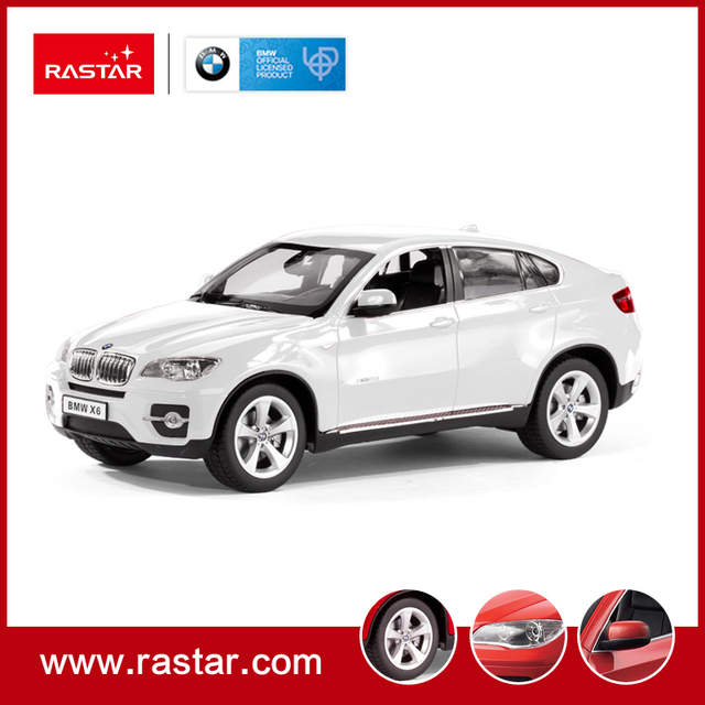 Rastar Licensed Auto R C 1 14 Bmw X6 Auto Speelgoed Hoge Snelheid