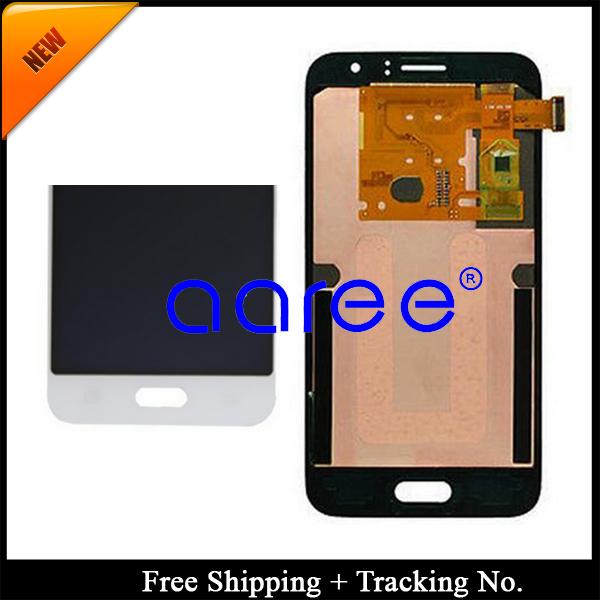 Prix pour Livraison gratuite 100% Testé Super AMOLED Pour Samsung Galaxy J120 LCD J120F LCD Affichage à L'écran Tactile Digitizer Assemblée