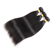 Hair 10Pcs/lot Indian Straight Virgin Hair Bundles 100% Human Hair Weft Products Hair Weave Bundles Free Shipping