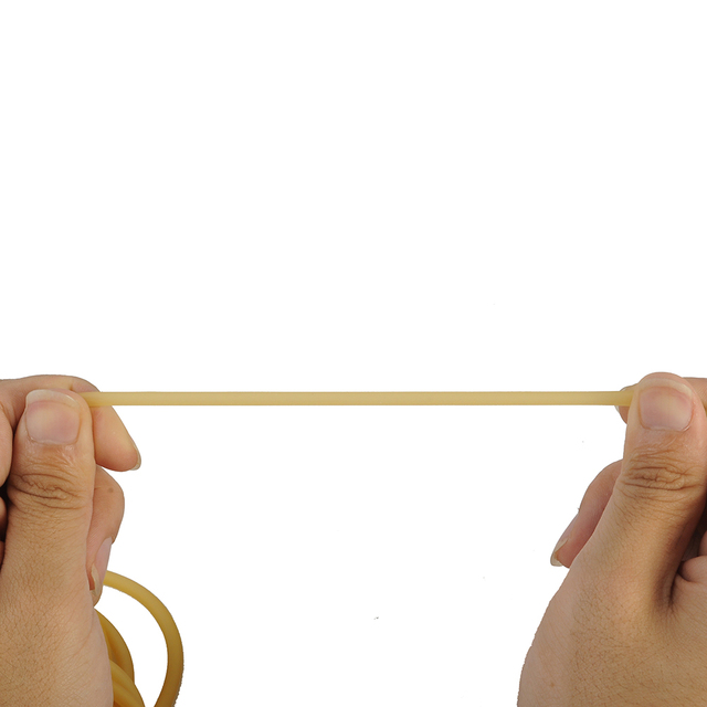 2x4mm 3x5mm 4x6mm Hunting Natural Latex Tube Outdoor Shooting Slingshots Rubber Band Catapult Fitness Yoga Bungee Elastic Band 4
