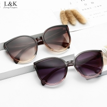 Long Keeper Cat Eye Sunglasses Women Men