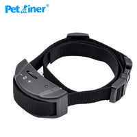 Free Shipping 7 Levels Hot Selling Anti No Barking Dog Bark Stop Collar For S M