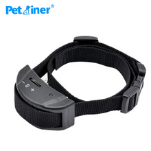 852 Electric Shock 7 Intensity Levels Anti Barking Dog Training Collar For Small Medium Large Dogs Hot Selling