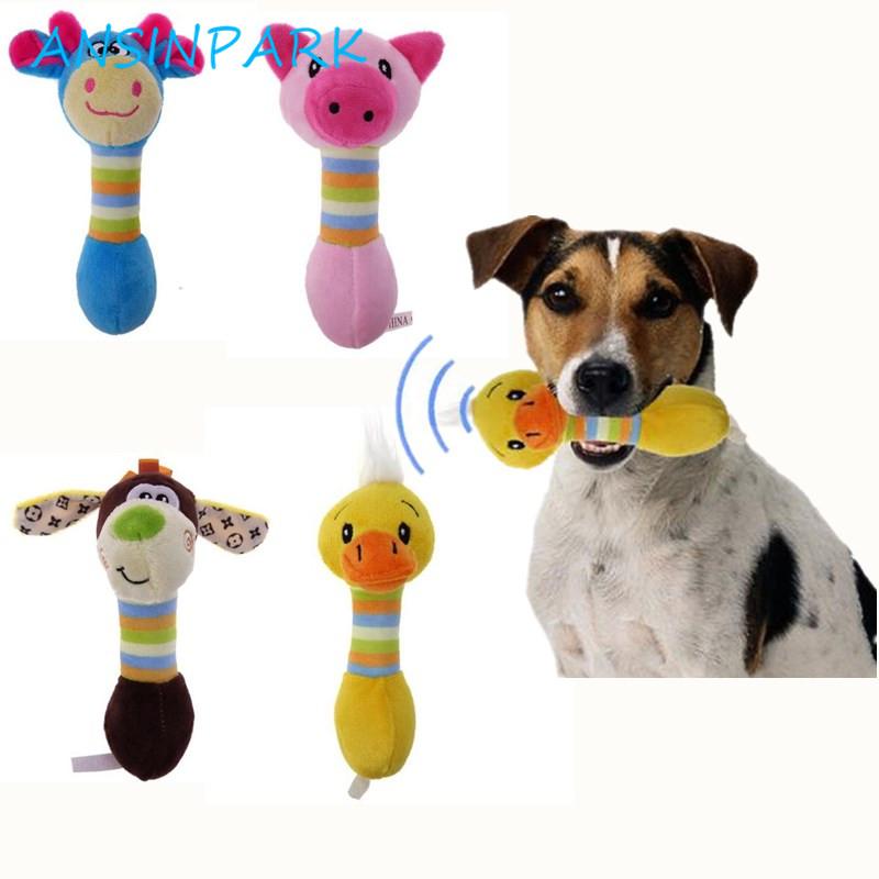 Juguetes de peluche para mascotas 2