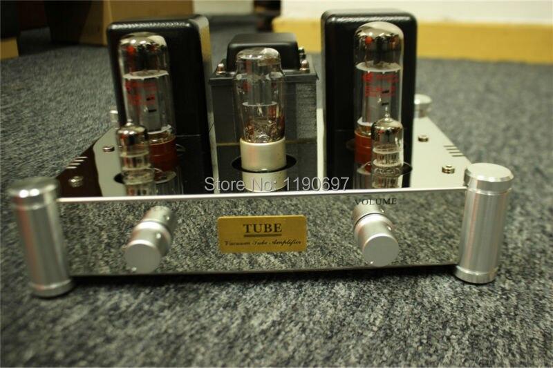 EL34B Tək uclu boru gücləndiricisi 5Z4P + 6N2J Tube Hifi Audio - Evdə audio və video - Fotoqrafiya 2