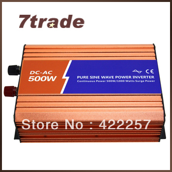 Free Shipping Mini type inverter 500W with original new component for wind turbine generator