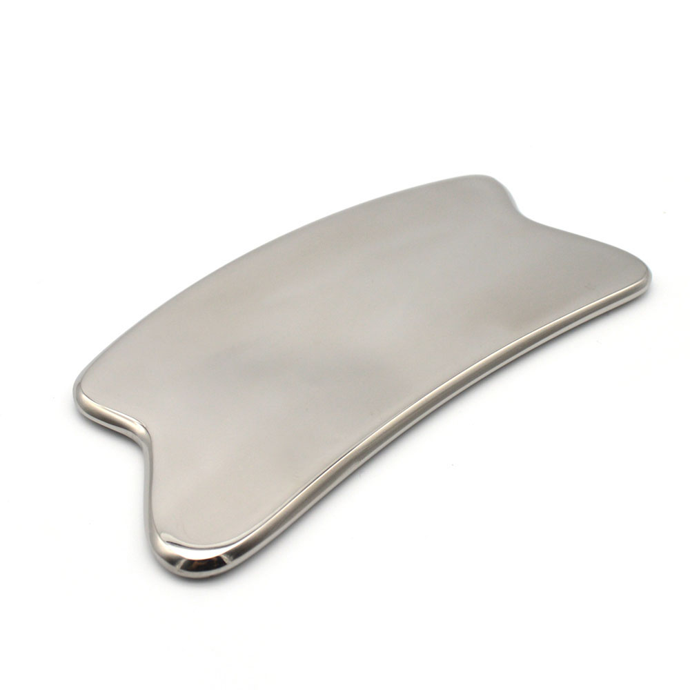 Stainless Steel Guasha 304 Medical Gua Sha Tools For Graston Technic For Body Care Pain Release