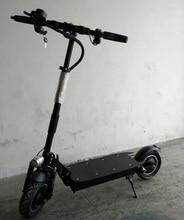 2017 UBGO Double COOL Drive modèle 2000 W moteur puissant électrique scooter avec gapless poignée bar