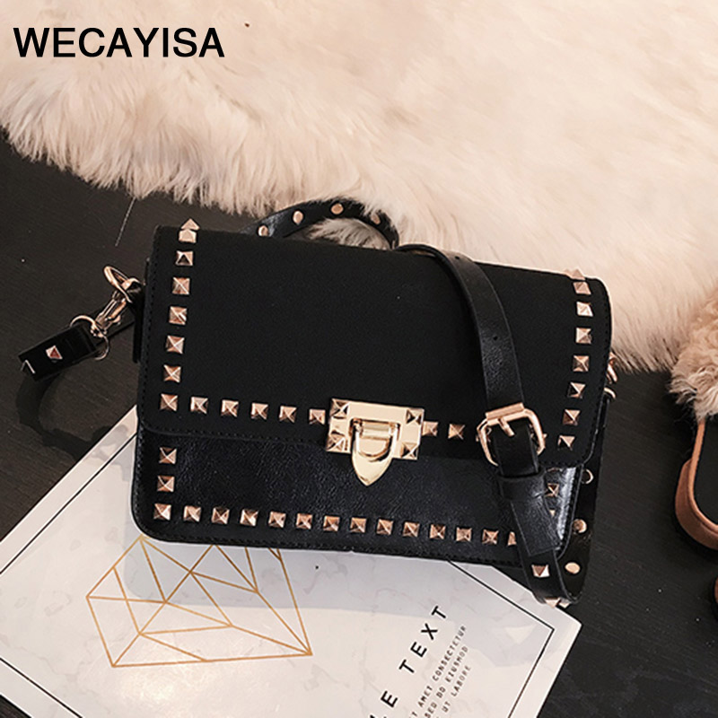 WECAYISA new tide solid color One shoulder big bag female wild oblique personality fashion portable super package diagonal цена