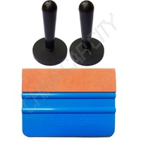 Car sticker styling squeegee magnet holder bubble scraper tool car wrap tint tool for window glass.jpg 200x200
