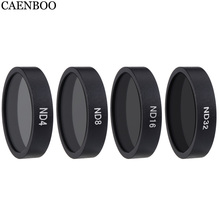 CAENBOO Drone Filter Protector ND 32 4 8 16 Filter Drone Accessories For DJI Phantom 3 4K/Advanced/Standard/Professional Pro/SE