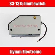 1 шт. 1375 ограничитель скорости переключатель S3-1375 Лифт концевой выключатель затягивающий круглый дверной переключатель Холла