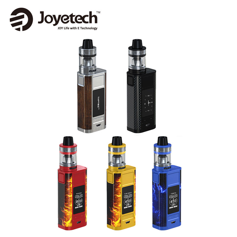 Original 228W Joyetech CUBOID TAP TC Kit with 4ml ProCore Aries Tank Max 228W Output No18650 Battery Huge Power E-cig Box Vape lp2200 3s 20 11 1v 2200mah lithium polymer battery for r c helicopter black