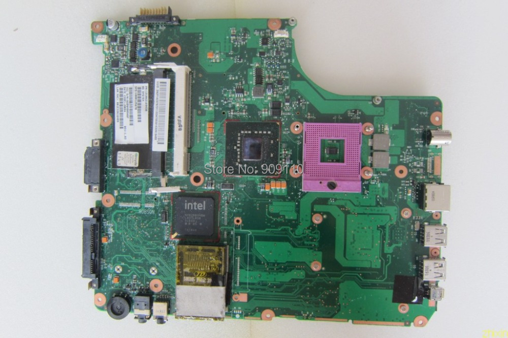 A200  A300 960GM  integrated motherboard for T*oshiba laptop A200 A300 V000125670