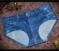 Women's Brief Ice Silk Seamless Underwear Women Girls Boxer Femme Intimates Sexy Lingerie Women Brand Panties