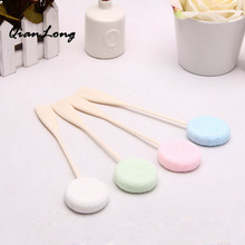 Small replenishment pat make-up water shoot water stick makeup tools music pva wash flapping sponge tapping puff 5 colors
