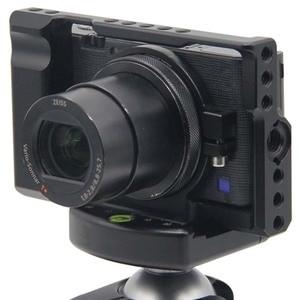 Image 3 - Rx100 Iii (M3) Iv (M4) V (M5) camera Kooi Voor Sony Rx100 Iii (M3) Iv (M4) V (M5) dslr Camera Case Camera Rig Koude Schoen