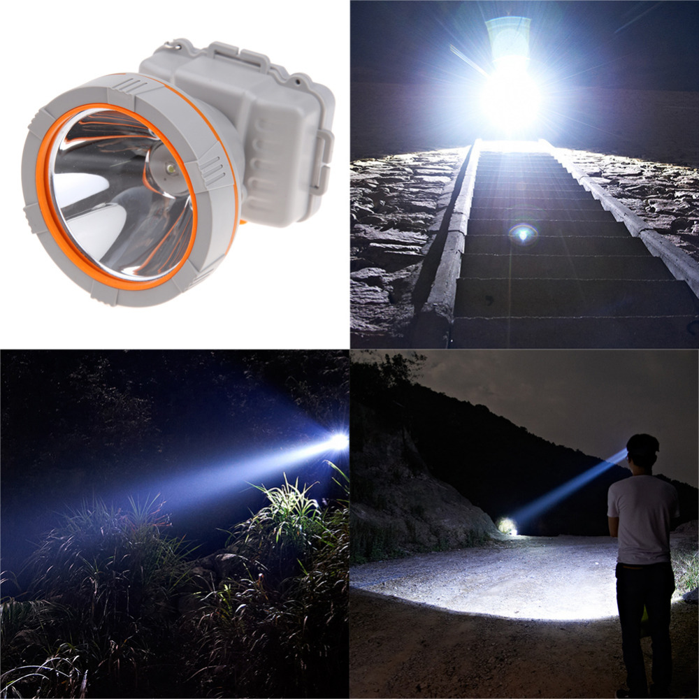 3000 Lumens LED Headlamp Head Lamp Waterproof Rechargeable Headlight For Cycling Fishing Headlight USB Charger