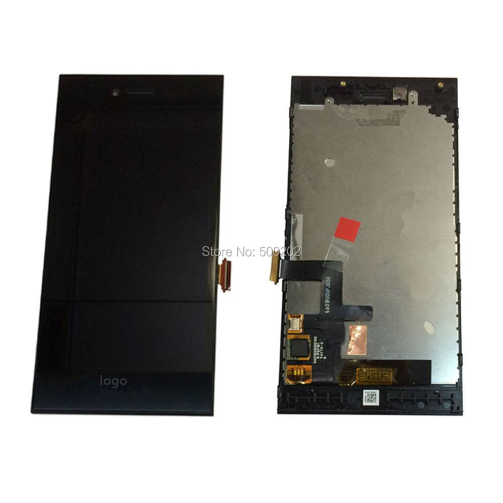ФОТО Original New LCD Display with Touch Screen Panel Digitizer Assembly for BlackBerry Z20 Free Shipping