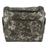 36L Camouflage Picnic Bag For Lunch Thermal Cooler Bag Food Storage Aluminum Foil Folding Insulation Lunch