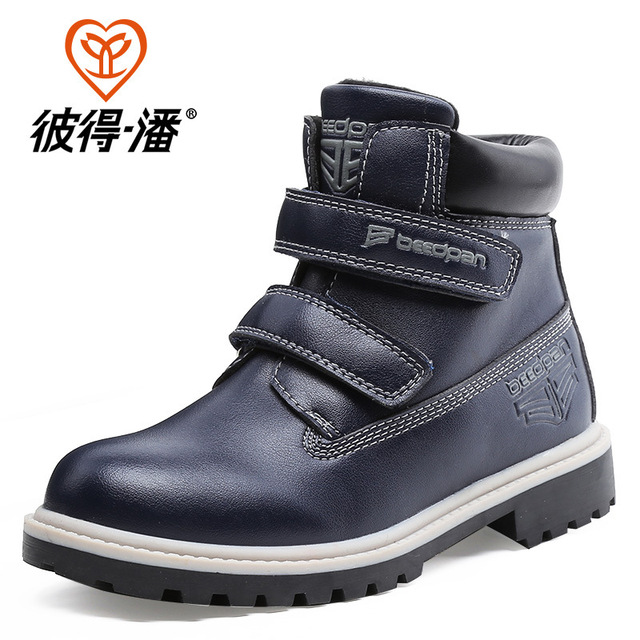 Winter Walking Shoes Boys Sport Shoes Kids Sneakers Winter Sport Shoes Children Sport Shoes