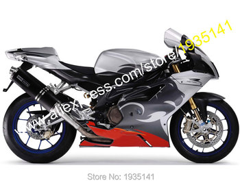 For Aprilia RSV1000 03 04 05 06 ABS Parts RSV 1000 2003 2004 2005 2006 Lionhead Aftermarket Sportbike Moto Fairing Kit