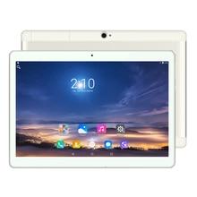 S109 10.1 Pulgadas Android 7.0 Tablet PC Tab Pad 2 GB RAM 32 GB ROM Quad Core Play Store Bluetooth 3G Llamada de Teléfono de Doble Tarjeta SIM 10″