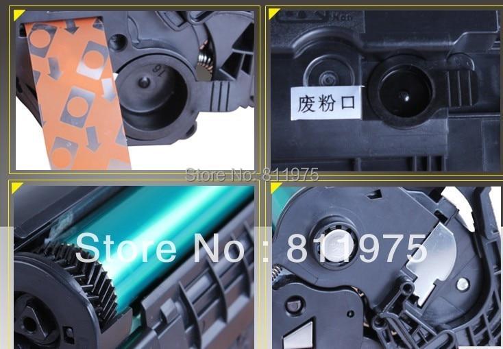 HP LaserJet üçün Q2612A 12a 2612A 2612 12 tonluq kartuş 1010 1012 - Ofis elektronikası - Fotoqrafiya 5