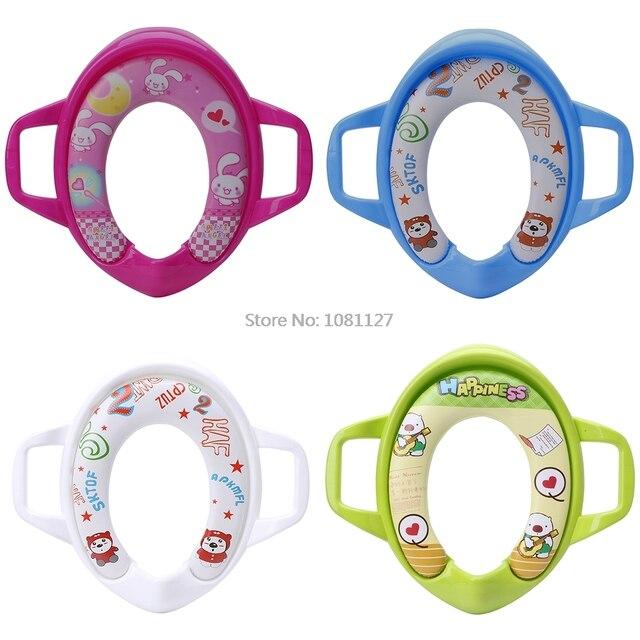 Baby Kids Infant Potty Toilet Training Children Seat Pedestal ...
