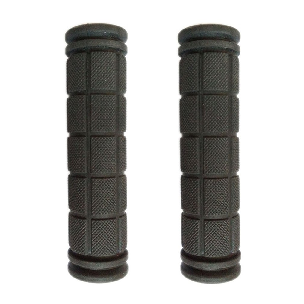Bike Handlebar Grips Ergo Rubber Cycling Bicycle Grips Ergonomic Shape And Vibration/Shock Absorbent Rubber Grips