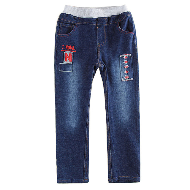 2-6T fashion kids jeans for boys,All children's clothes and accessories,pantalones y jeans,cal?as jeans infantil free shipping