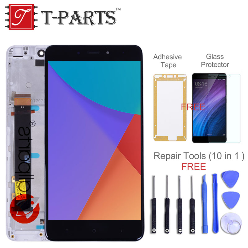 Snapdragon 625 Version LCD For XIAOMI Redmi Note 4 LCD Display Touch Screen Digitizer Redmi Note4 Note 4G Replacement Parts