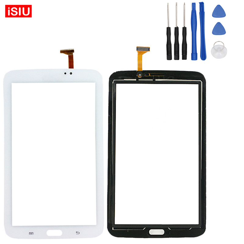 7.0 inch New For Samsung Galaxy Tab 3 T210 / SM-T210 Tab3 LCD Touch Screen Lens Glass Outer Front Panel + Tools