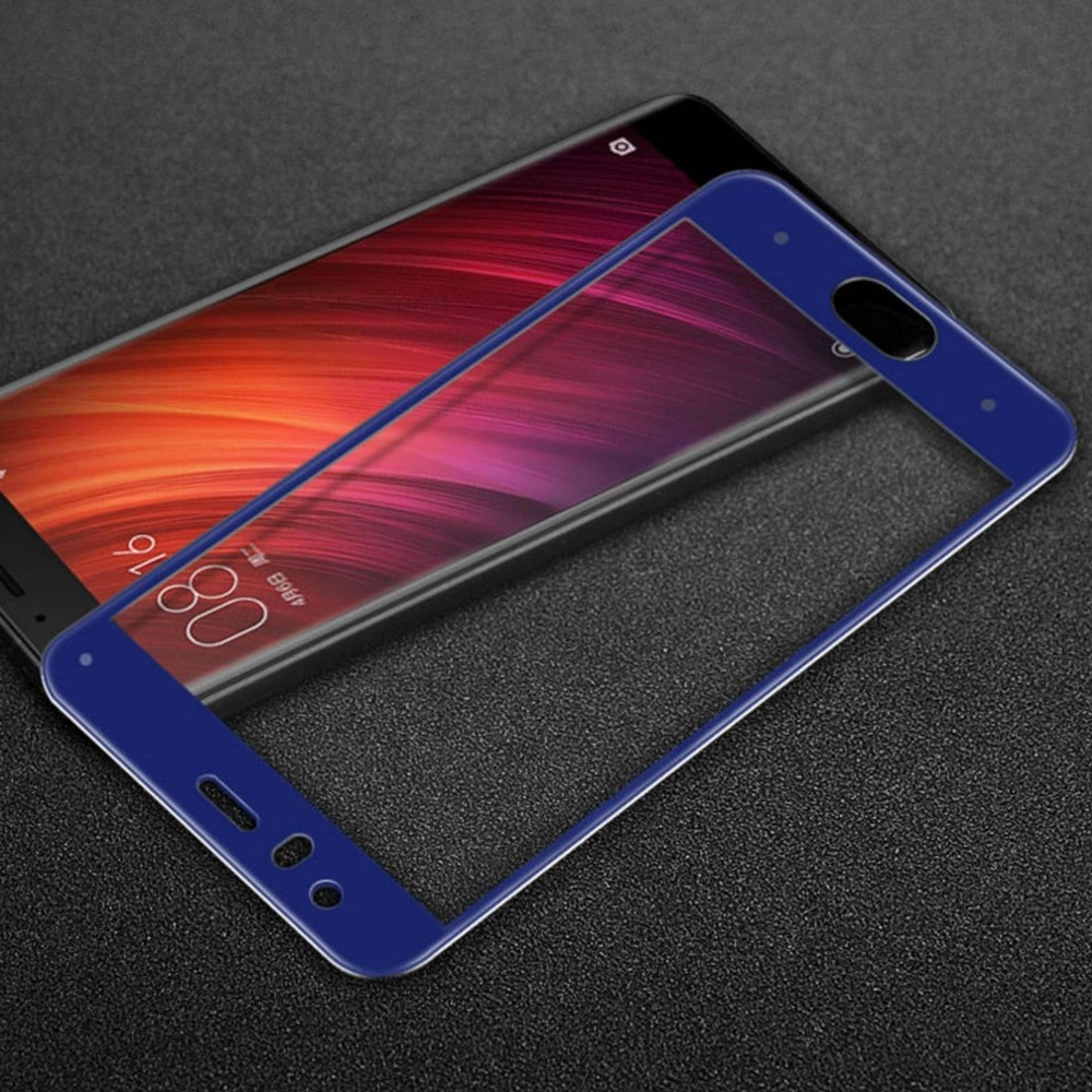Image 2 - 9H Hardness Protective Glass For Xiaomi Mi 6 Full Screen Protector Tempered Glass Film for xiaomi mi6 xiomi mi 6 Multiple Color-in Phone Screen Protectors from Cellphones & Telecommunications