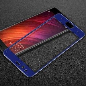 Image 2 - Verre protecteur de dureté 9H pour Xiaomi Mi 6 Film de verre trempé protecteur décran complet pour xiaomi mi6 xiomi mi 6 plusieurs couleurs