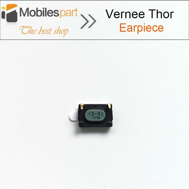 Vernee Thor Accesorios receptor altavoz Auricular 100% Original de Reparación de Reemplazo para Vernee Thor Smartphone Envío Gratis