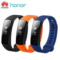 Original Huawei Honor Band 3 Smart Wristband Real Time Smartband Heart Rate Monitoring 5ATM Waterproof Swimming