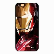 Deadpool Iron Man Marvel Avengers Phone Case iPhone 4s/5s/se/5c/7/6s7plus/8 8p