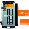 2 шт. Оригинал alibaba китай highscreen Для Samsung S6 Edge Жк-Дисплей в Сборе G925i G925v G9250 Lcd