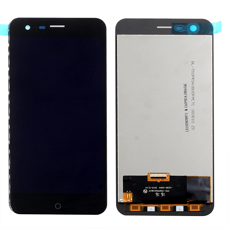 ФОТО New For Ulefone Paris Touch screen LCD Display Digitizer Glass Touch Panel Assembly Replacment