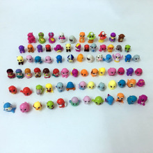 100pcs/lot  cute small animals soft material random mixed