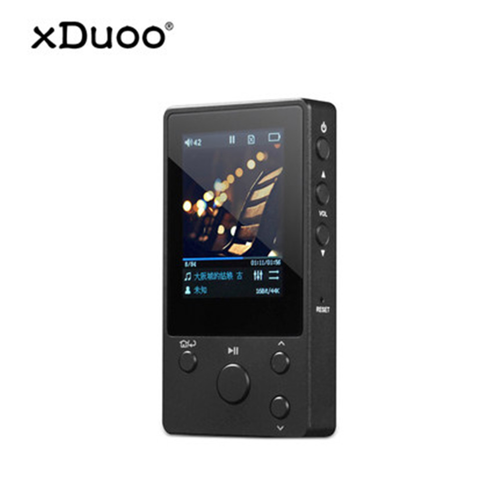 Unterhaltungselektronik Xduoo D3 Professionelle Verlustfreie Musik Mp3 Hifi Musik Player Eingebaute 8 Gb Mit Hd Oled Bildschirm Unterstützung Ape/flac /alac/wav/wma/ogg