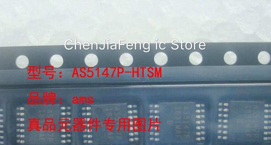 1 шт. ~ 5 шт./лот новый оригинальный AS5147P-HTSM AS5147P-HTST AS5147P TSSOP14 чипов и магниты