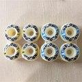 4 unids/set CERDO/CHICA Rodas Ruedas de Skate Profesional De Plástico 50/51/52/54mm Patineta ruedas de Skate Board