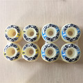 4pcs/Set PIG/GIRL Wheels Rodas de Skate Professional Plastic 50/51/52/54mm Skateboard Wheels for Skate Board