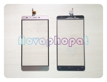 Novaphopat Golden Touchscreen สำหรับ Infinix Note 3 X601 Touch Screen Digitizer SENSOR Touch Panel เปลี่ยนกระจกหน้าจอ