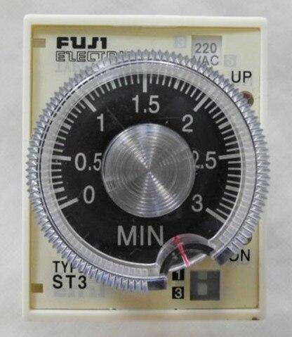 Fuji St3p A A 220vac 50 60hz 0 5s 5s 30s 3m High Quality