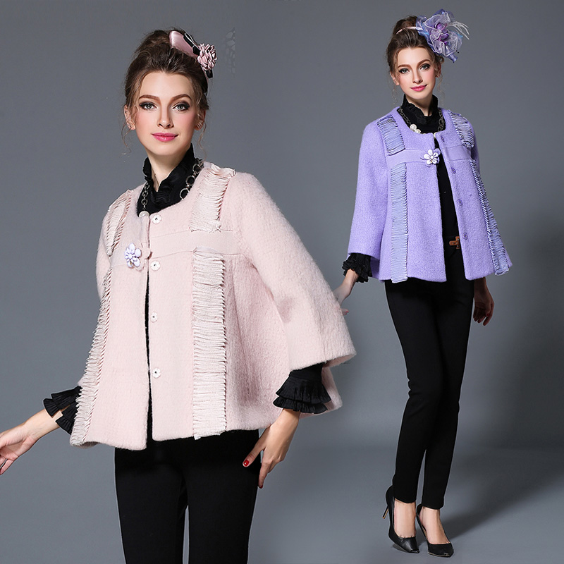 Compare Prices on Lavender Wool Coats- Online Shopping/Buy Low ...