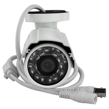 "Free shipping CCTV Waterproof Outdoor Camera 1/4"" CMOS 1.0MP 720P Bullet AHD Camera CCTV Security Surveillance IR Cut"