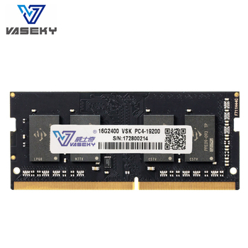 Vaseky DDR4 RAM 4GB 8GB 16G notebook 2400MHZ 2666MHZ 2133MHZ 1.2V Memory so-dimm ddr4 For Laptop